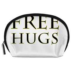 Freehugs Accessory Pouches (large)  by cypryanus