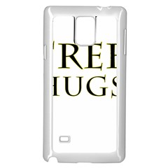 Freehugs Samsung Galaxy Note 4 Case (white)