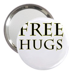 Freehugs 3  Handbag Mirrors by cypryanus
