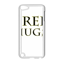 Freehugs Apple Ipod Touch 5 Case (white) by cypryanus
