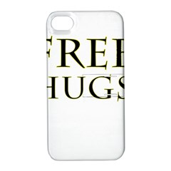 Freehugs Apple Iphone 4/4s Hardshell Case With Stand by cypryanus
