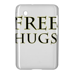 Freehugs Samsung Galaxy Tab 2 (7 ) P3100 Hardshell Case  by cypryanus