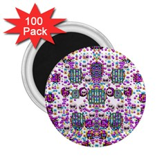 Alien Sweet As Candy 2 25  Magnets (100 Pack)  by pepitasart