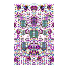 Alien Sweet As Candy Shower Curtain 48  X 72  (small)  by pepitasart