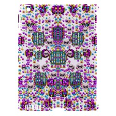 Alien Sweet As Candy Apple Ipad 3/4 Hardshell Case (compatible With Smart Cover) by pepitasart