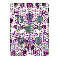 Alien Sweet As Candy Samsung Galaxy Tab S (10 5 ) Hardshell Case  by pepitasart