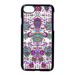 Alien Sweet As Candy Apple Iphone 8 Seamless Case (black) by pepitasart