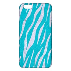 Skin3 White Marble & Turquoise Colored Pencil Iphone 6 Plus/6s Plus Tpu Case by trendistuff