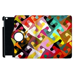 Colorful Shapes                         Samsung Galaxy S Iii Classic Hardshell Case (pc+silicone) by LalyLauraFLM