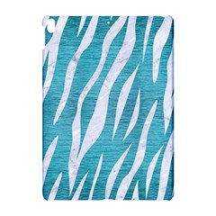 Skin3 White Marble & Teal Brushed Metal Apple Ipad Pro 10 5   Hardshell Case by trendistuff