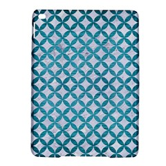 Circles3 White Marble & Teal Brushed Metal (r) Ipad Air 2 Hardshell Cases by trendistuff