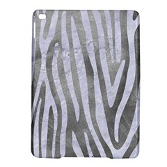 Skin4 White Marble & Silver Paint (r) Ipad Air 2 Hardshell Cases by trendistuff