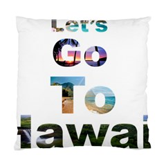 Hawaii Standard Cushion Case (two Sides)