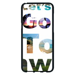 Hawaii Samsung Galaxy S8 Plus Black Seamless Case by Howtobead