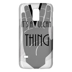 It s A Vulcan Thing Galaxy S5 Mini by Howtobead