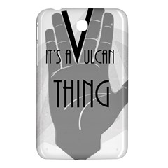 It s A Vulcan Thing Samsung Galaxy Tab 3 (7 ) P3200 Hardshell Case  by Howtobead