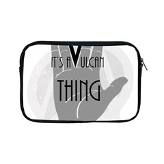 It s A Vulcan Thing Apple Ipad Mini Zipper Cases by Howtobead