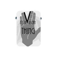 Vulcan Thing Apple Ipad Mini Protective Soft Cases by Howtobead