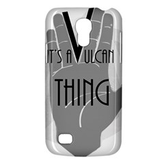Vulcan Thing Galaxy S4 Mini by Howtobead