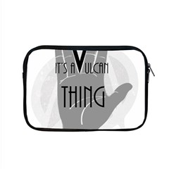 Vulcan Thing Apple Macbook Pro 15  Zipper Case by Howtobead