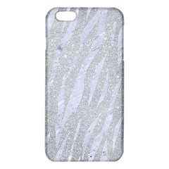 Skin3 White Marble & Silver Glitter Iphone 6 Plus/6s Plus Tpu Case by trendistuff