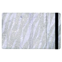 Skin3 White Marble & Silver Glitter Apple Ipad Pro 12 9   Flip Case by trendistuff