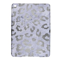 Skin5 White Marble & Silver Brushed Metal Ipad Air 2 Hardshell Cases by trendistuff