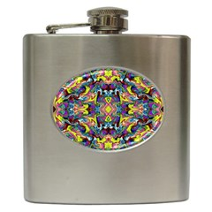 Pattern-12 Hip Flask (6 Oz)