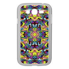 Pattern-12 Samsung Galaxy Grand Duos I9082 Case (white)