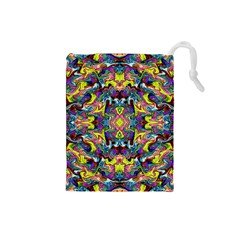 Pattern-12 Drawstring Pouches (small)