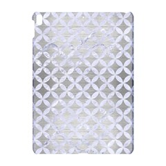 Circles3 White Marble & Silver Brushed Metal Apple Ipad Pro 10 5   Hardshell Case by trendistuff