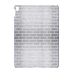 Brick1 White Marble & Silver Brushed Metal Apple Ipad Pro 10 5   Hardshell Case by trendistuff