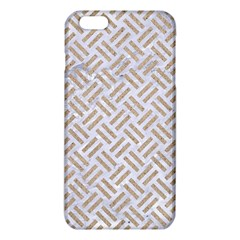 Woven2 White Marble & Sand (r) Iphone 6 Plus/6s Plus Tpu Case by trendistuff