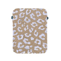 Skin5 White Marble & Sand (r) Apple Ipad 2/3/4 Protective Soft Cases by trendistuff