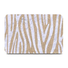 Skin4 White Marble & Sand (r) Plate Mats