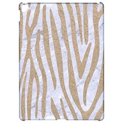 Skin4 White Marble & Sand Apple Ipad Pro 12 9   Hardshell Case by trendistuff