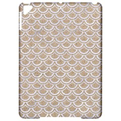 Scales2 White Marble & Sand Apple Ipad Pro 9 7   Hardshell Case by trendistuff