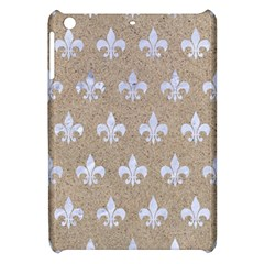 Royal1 White Marble & Sand (r) Apple Ipad Mini Hardshell Case by trendistuff
