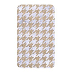 Houndstooth1 White Marble & Sand Memory Card Reader by trendistuff