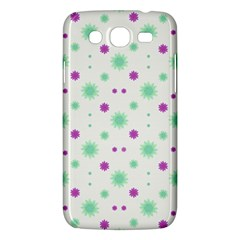 Stars Motif Multicolored Pattern Print Samsung Galaxy Mega 5 8 I9152 Hardshell Case  by dflcprints