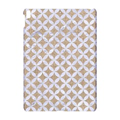 Circles3 White Marble & Sand Apple Ipad Pro 10 5   Hardshell Case by trendistuff