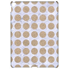 Circles1 White Marble & Sand (r) Apple Ipad Pro 12 9   Hardshell Case by trendistuff