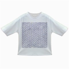 BRICK2 WHITE MARBLE & SAND (R) Infant/Toddler T-Shirts