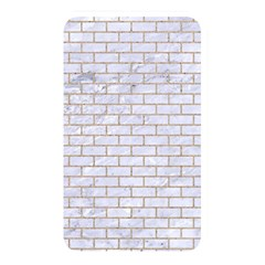 Brick1 White Marble & Sand (r) Memory Card Reader