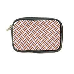 WOVEN2 WHITE MARBLE & RUSTED METAL (R) Coin Purse