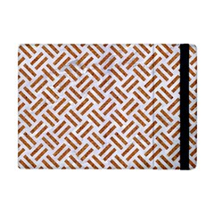 WOVEN2 WHITE MARBLE & RUSTED METAL (R) Apple iPad Mini Flip Case