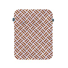 WOVEN2 WHITE MARBLE & RUSTED METAL (R) Apple iPad 2/3/4 Protective Soft Cases