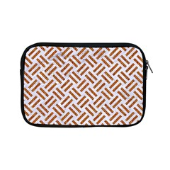 WOVEN2 WHITE MARBLE & RUSTED METAL (R) Apple iPad Mini Zipper Cases