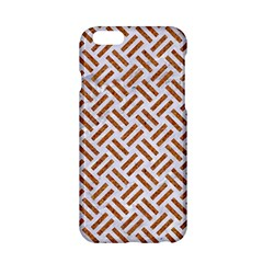 WOVEN2 WHITE MARBLE & RUSTED METAL (R) Apple iPhone 6/6S Hardshell Case