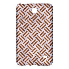 WOVEN2 WHITE MARBLE & RUSTED METAL (R) Samsung Galaxy Tab 4 (7 ) Hardshell Case